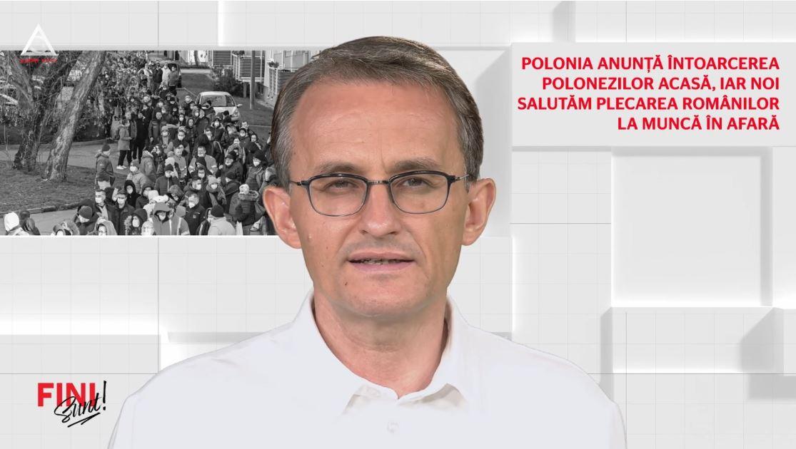 Fini sunt! În timp ce Polonia anunță întoarcerea polonezilor acasă, noi salutăm în continuare plecarea românilor la muncă în afară